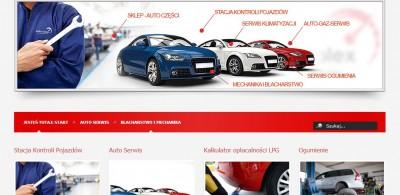 AutoComplex – Stacja Kontroli Pojazdów