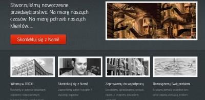 TROXI – strona www