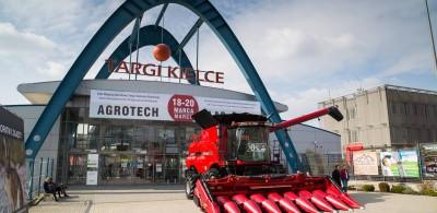 XXII Międzynarodowe Targi Techniki Rolniczej AGROTECH
